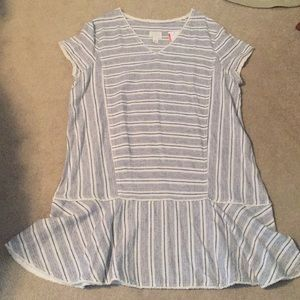 NWT Dress/swimsuit cover